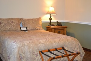 Lifestyle Center Private Guest Room