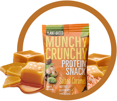 Favorite combination of sweet & salty. The smooth caramel taste ends with a delightful savory accent providing the perfect balance of flavors.