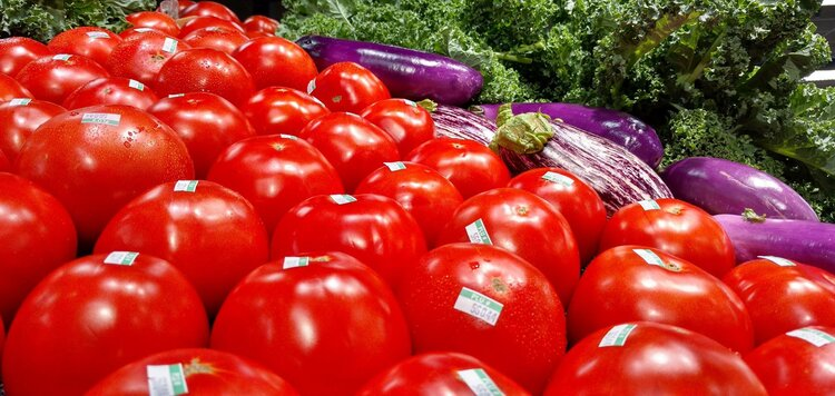 Delicious, fresh produce! Check out our assortment of seasonal, local Mennonite produce!