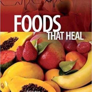 Foods that Heal by George D. Pamplona-Roger, MD